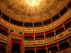 Teatro Sociale di Soresina-2 | Our Theatres | Arcadia Productions | Flickr