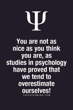 Very true!!!! Look at yourself from an outside optic & take constructive criticism well.