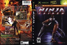 XBox - Ninja Gaiden