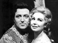 The A+ Team:  Fritz Wunderlich and Anneliese Rothenberger