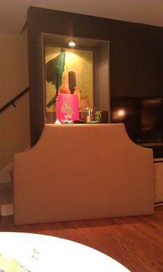 upholstered headboard tutorial