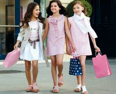 Tween looks by Mayoral available at Wee Chic.