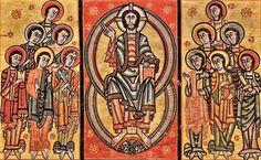 Frontal de los Apóstoles - Seo de Urgel
