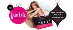 Victoria's Secret Black Friday Tote for 2013 is Free