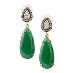 Stella & Dot Liz Drop Earrings