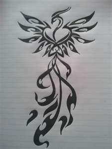 Tattoo idea...my phoenix