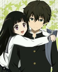 DeviantArt More Like Hyouka Chitanda Eru Wallpaper By Depresionist