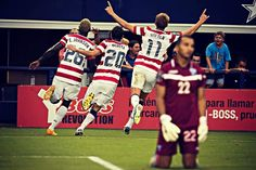 USA Soccer vs Honduras - 2013 CONCACAF Gold Cup