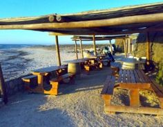 Muisbosskerm Open Air Restaurant in Lamberts Bay, Western Cape. For a seafood experience of a lifetime, unique to the Cape West Coast, pay a visit to . Open Air Restaurant, Nature Reserve, Holiday Destinations, Live, West Coast, Planer, South Africa, The Good Place, Places To Go