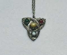 Celtic Knot Pendant,