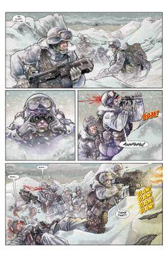 War Pigs, Comic Art, Comic Books, Comic Tutorial, War Comics, Vietnam, Comic Styles, Image Comics, Amazing Art