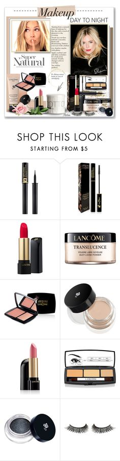 """Day to Night Makeup"" by thewondersoffashion ❤ liked on Polyvore featuring beauty, HUGO, Lancôme, Boohoo, Triumph, H&M, DayToNight, makeup and lancome"