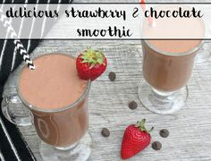 Straberry & Chocolat