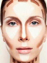 long nose contouring