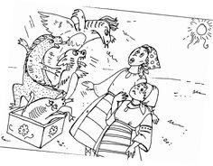 Fata babei si fata mosneagului Animal Masks For Kids, Mask For Kids, Printables, Animals, Animales, Animaux, Print Templates, Animal, Printable Templates