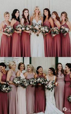 vestidos madrinhas Brownie m&m brownie batter dip Perfect Wedding, Fall Wedding, Dream Wedding, Wedding Blog, Wedding Color Schemes, Wedding Colors, Wedding Bridesmaid Dresses, Marie, Bridal