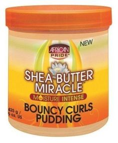 (Pack of Keep Textures softer, silkier, with greater flexibility and bounce with African Pride Shea Butter Miracle Bouncy Curls Pudding. Natural Hair Care, Natural Hair Styles, Curly Hair Styles, Leave In Conditioner, Hair Conditioner, Hair Care Routine, Hair Care Tips, Hair Tips, Healthy Scalp