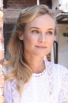 Diane Kruger, the PERFECT choice for Helen of Troy.