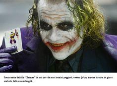 The Joker, The Dark Knight - 2008 (Christopher Nolan)
