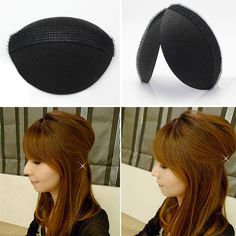 2Pcs/set Magic Braiding Foam Princess Styling Hair Clips Accessory Maker Tool Pads Sponge Hair Style Accessories RP1-5 #Affiliate