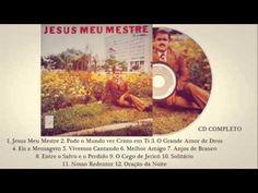 Matheus Iensen   Jesus Meu Mestre Cd Completo