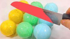 1000 Degree Knife With Icecream Milk Balls \ Rock a bye Baby | The Alphabet Song - http://ift.tt/1mZZxO9