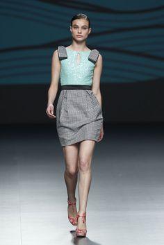 Jessica Butrich  Primavera Verano 2014 - Pasarela