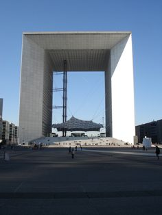 La Défence. William wanted to go there because of the movie '' Mr.bean'' LOL!