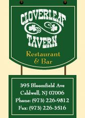 Welcome to the Cloverleaf Tavern - Restaurant & Bar.  Delicious fish-n-chips!
