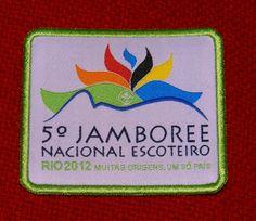 5o. Jamboree Nacional - Rio de Janeiro 2012