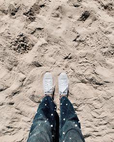 Beach life for a while  #frishmanbeach