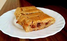 Jablkový fitness štrůdl z ovesných vloček Apple Pie, Fitness, Food And Drink, Sweets, Desserts, Recipes, Tailgate Desserts, Deserts, Gummi Candy
