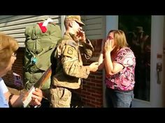 Soldiers Coming Home Surprise Compilation