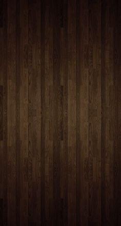 Dark brown wood iphone 6 plus wallpaper background