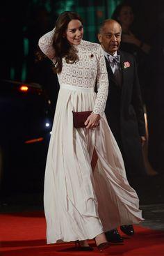Kate Middleton's Style File