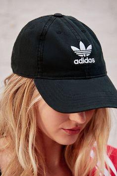 4bf547c0367b8 adidas Originals Relaxed Strapback Baseball Hat