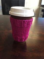 Ravelry: Shirelwebb's Cozy Coffee   Finished 3/6/16