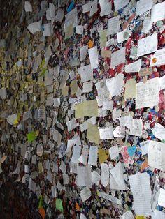Verona- Muro dell'amore