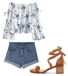 """""""Untitled #124"""" by carlacallie ❤ liked on Polyvore featuring Steve Madden"""