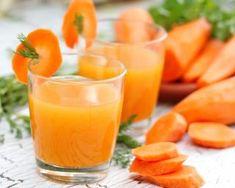 Jus de carottes vanillé à la centrifugeuse : http://www.fourchette-et-bikini.fr/recettes/recettes-minceur/jus-de-carottes-vanille-a-la-centrifugeuse.html
