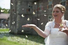zur Hochzeit on Pinterest | Hochzeit, Chicago Wedding and Butterflies