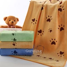 Product Name: 400gsm Bear Sanding Microfiber Bath Towel Click On Link To View This Product : http://gurusing.sg/shop/home-living/400gsm-bear-sanding-microfiber-bath-towel. We Have Publish More Products And Special Offer Are Going On Our Website GuruSing. Hurry Enjoy Up To 80% Discounts......