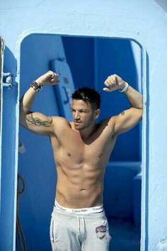Peter andre naked cock