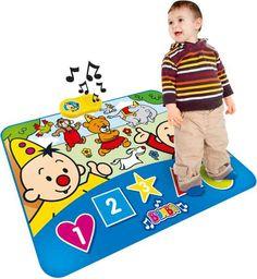 Bumba interactieve speelmat met geluid