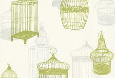 Avian Birdcage, Green on OneKingsLane.com