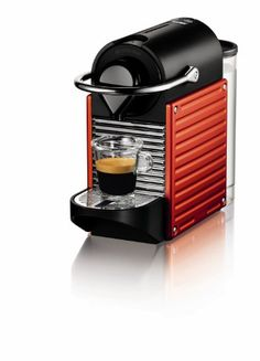 Special Offers - Nespresso Pixie Espresso Maker Red - In stock & Free Shipping. You can save more money! Check It (May 09 2016 at 04:28PM) >> http://foodprocessorusa.net/nespresso-pixie-espresso-maker-red/