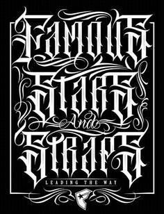 Chicano Lettering Tattoo Lettering Styles, Chicano Lettering, Hand Lettering Fonts, Tattoo Script, Cool Lettering, Graffiti Lettering, Tattoo Fonts, Lettering Design, Logo Design