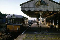 Abandoned Train Station, Old Train Station, Electric Locomotive, Diesel Locomotive, Plymouth England, Disused Stations, Choo Choo Train, Southern Railways, Devon And Cornwall