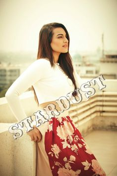 Sonakshi Sinha in a photoshoot for Stardust magazine.