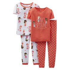 Just One You� Made by Carters� Toddler Girls 4-Piece Mix
